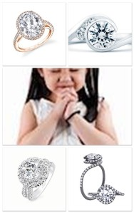 Just for fun...Plus I love these ring designs!