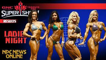 Fitness, Bikini, Bodybuilding, Womens Physique