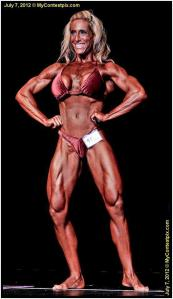 Bodybuilding Gail