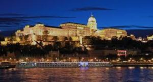 This is Buda Castle...