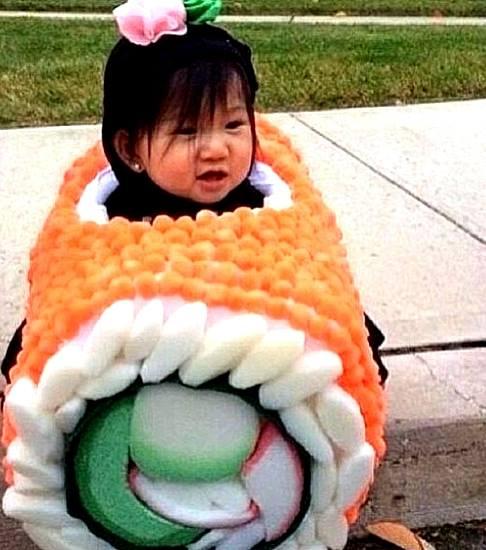 Sushi Baby!