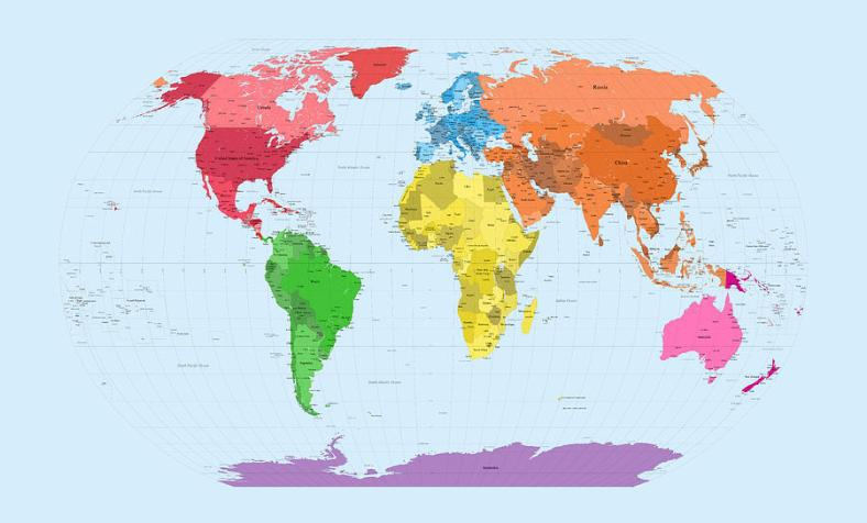 world-map-continents-michael-tompsett