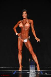This was from 2013 Team Universe where I finally attained IFBB Pro Status...after 14 Pro qualifers, folks!