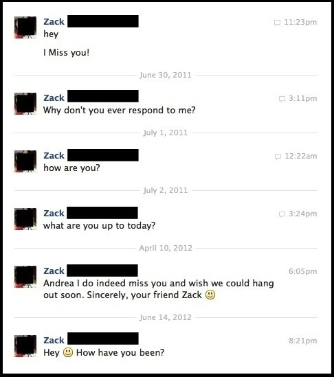 Pleasings Messages: Don't Take It The Wrong Way…Friend Requests On My Personal