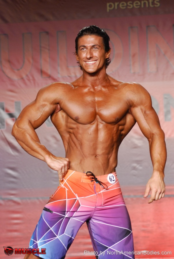 Here's Sadik again at the 2014 Wings Of Strength where he also took a First Place win.