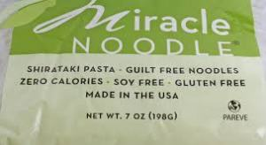 http://www.miraclenoodle.com/ These noodles run aboout $4 per package and are available at major grocery stores.