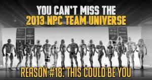 NPC Team U teaser