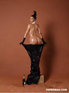 Kim Kardashian nude selfie