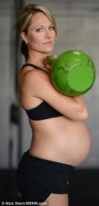 Kettlebell pregnancy