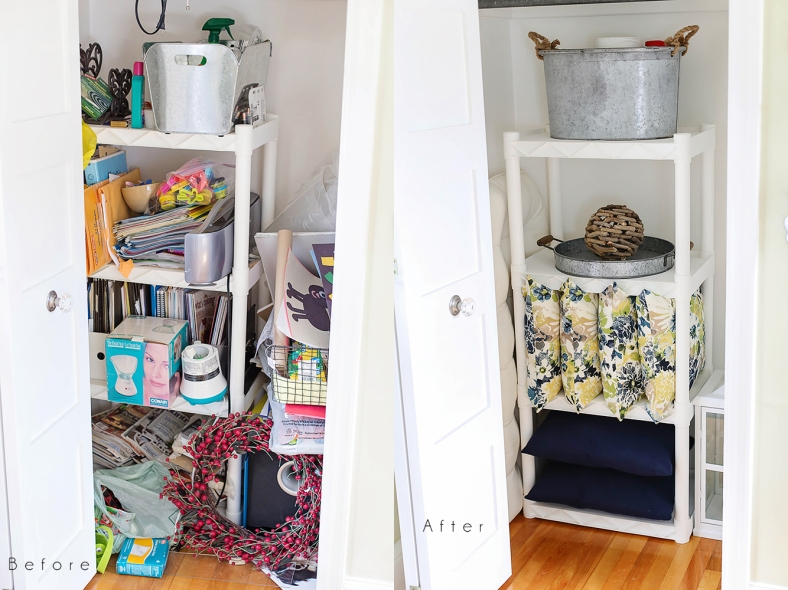 Before After Closet 2