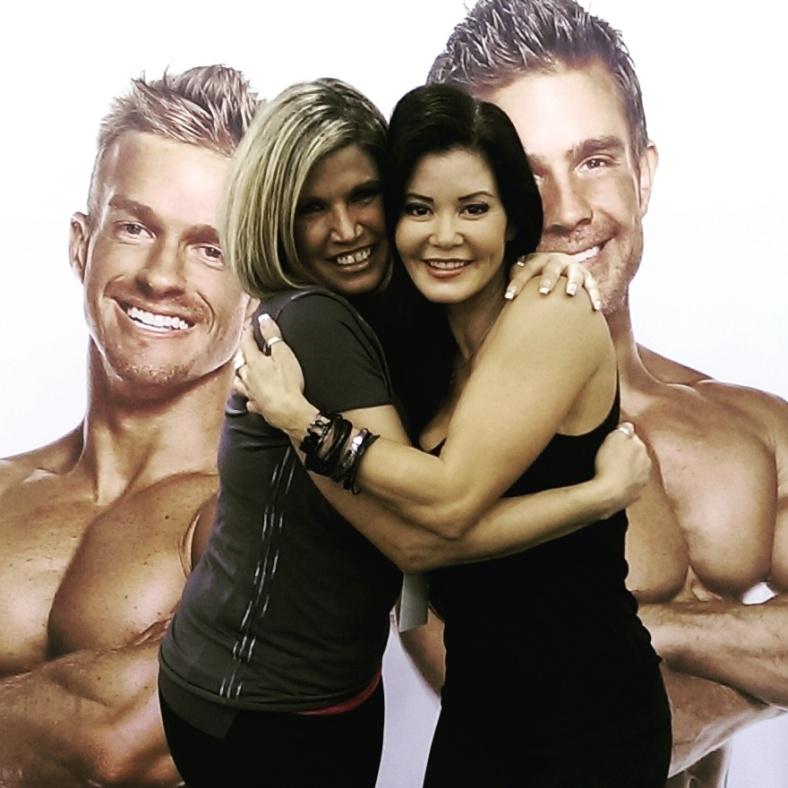 With the wonderful Renee Watroba