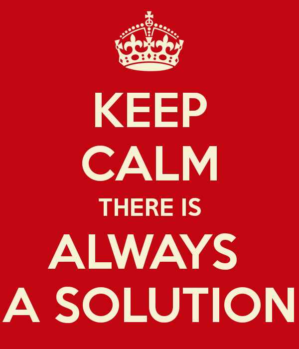keep-calm-there-is-always-a-solution-1