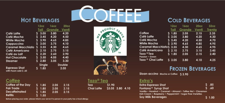 starbucks-menu
