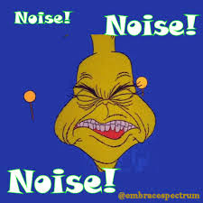 grinch noise