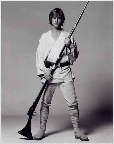 Mark Hamill Luke