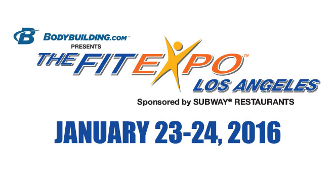 Fit Expo 2016