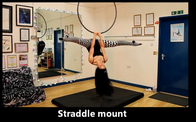 straddle mount