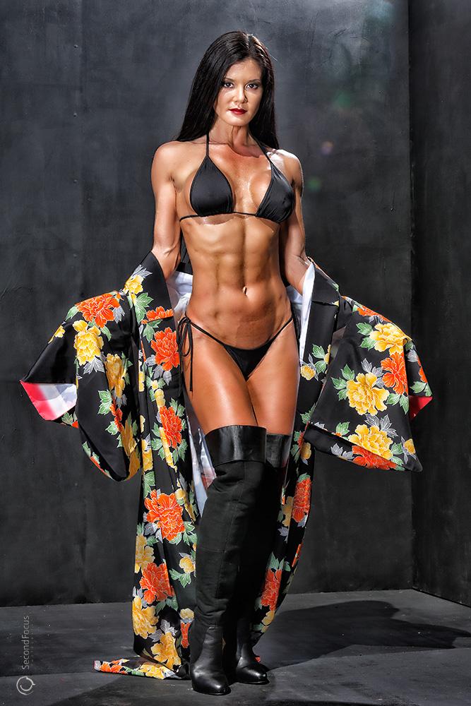 Stacey Naito Japanese Warrior