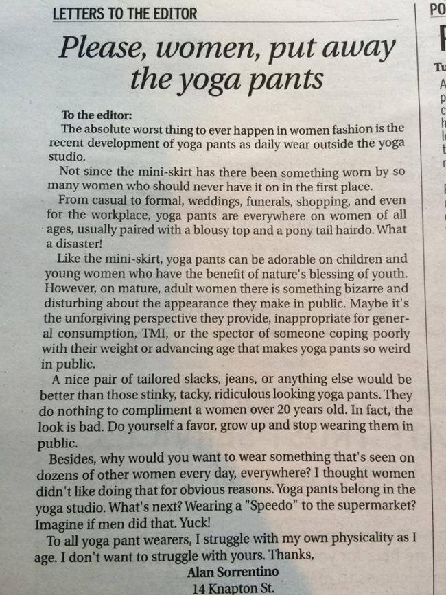 yoga-pants-parade